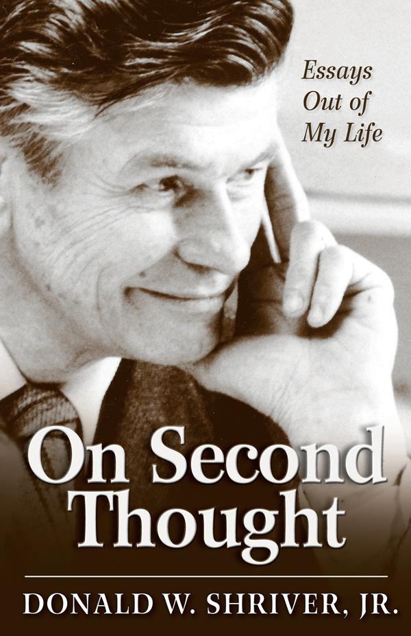 thought essays