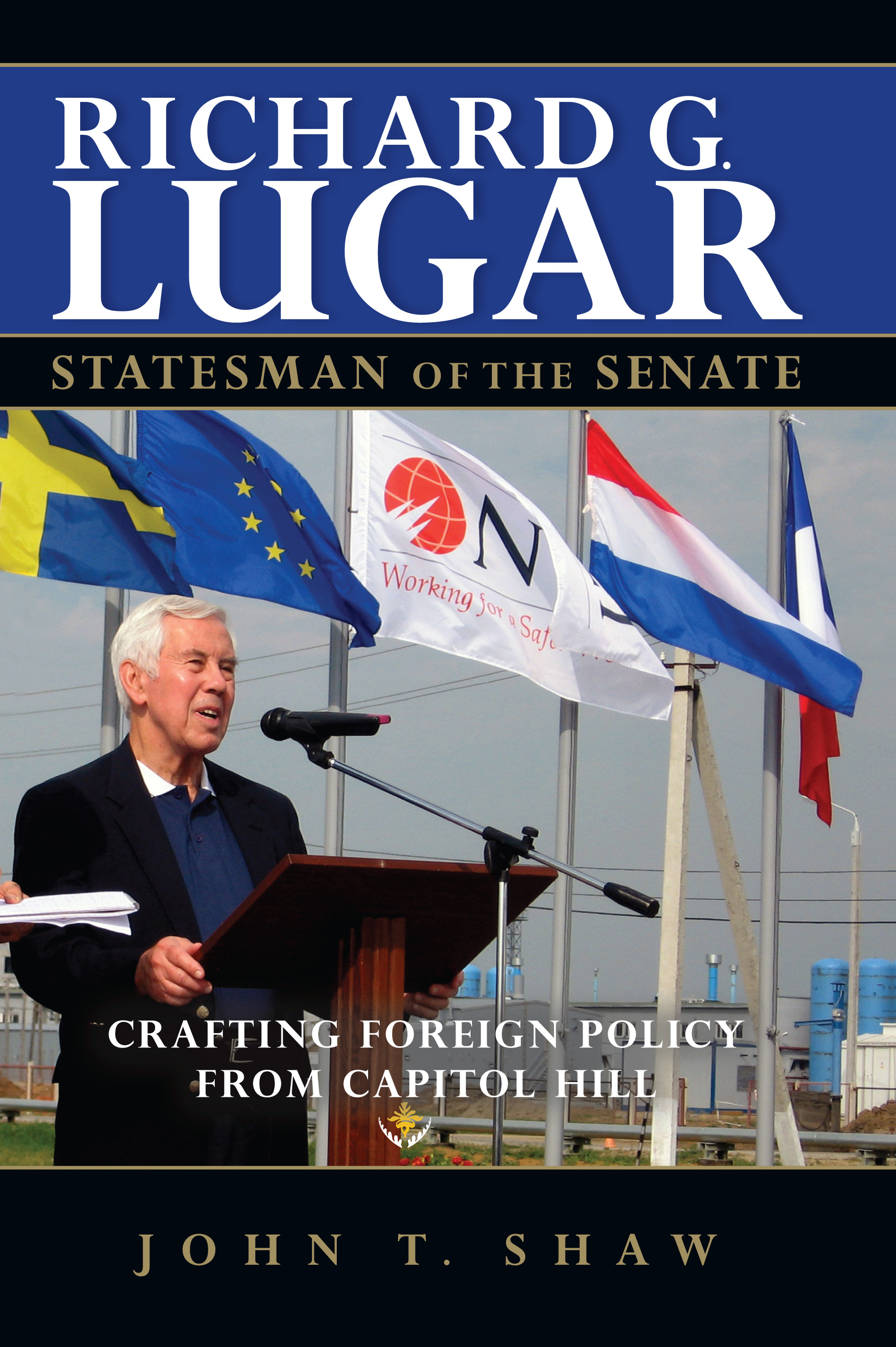 a review of the policy profile of senator richard lugar