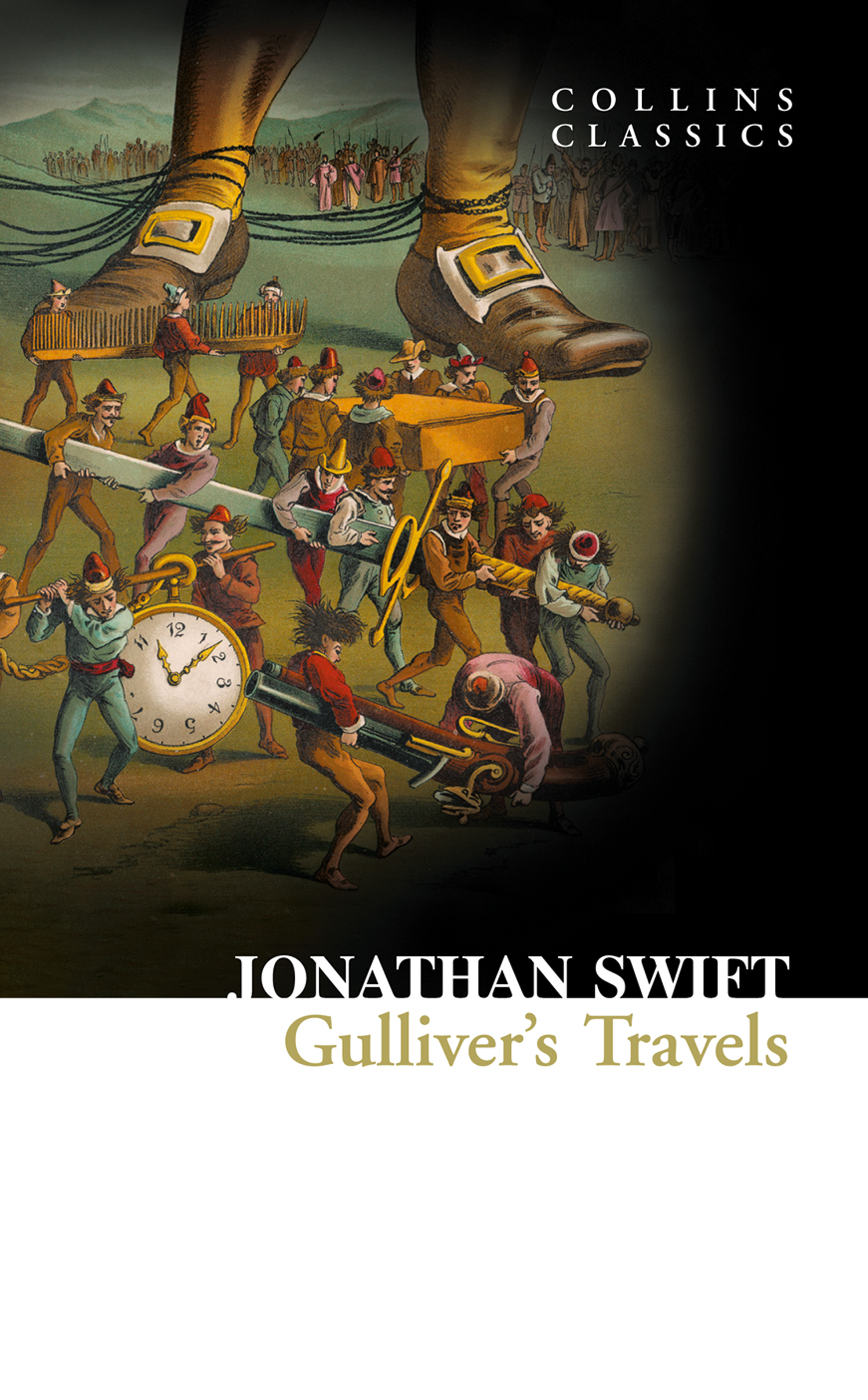 analysis of gulivers travels
