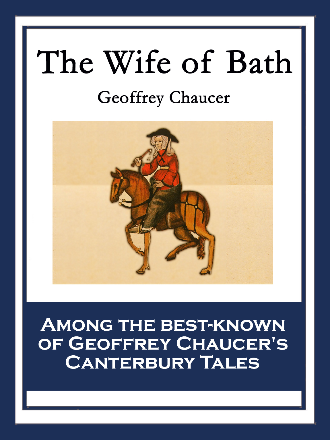 the subject of feminism in the wife of bath by geoffrey chaucer