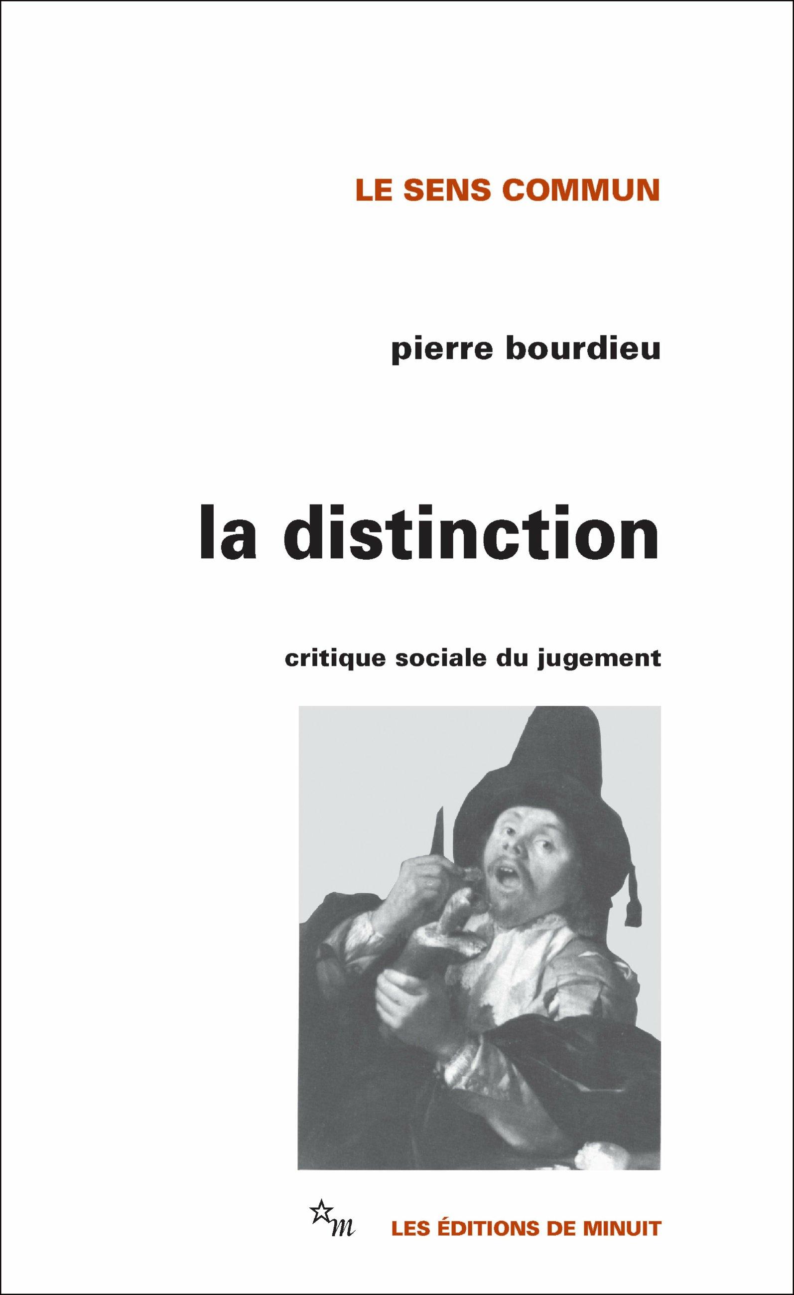 pierre bourdieu 1979 classes and classifications