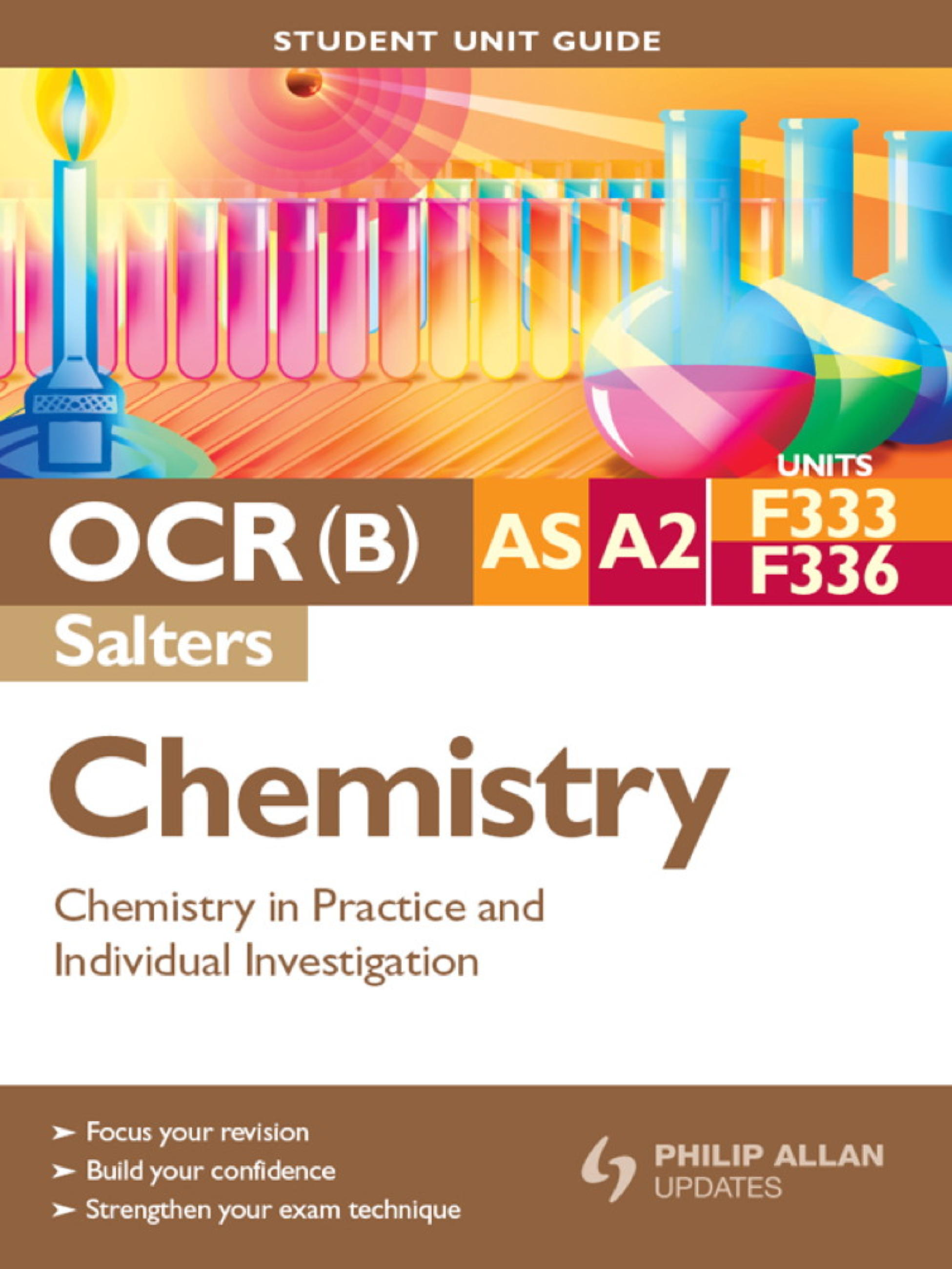 ocr chemistry salters b a2 coursework