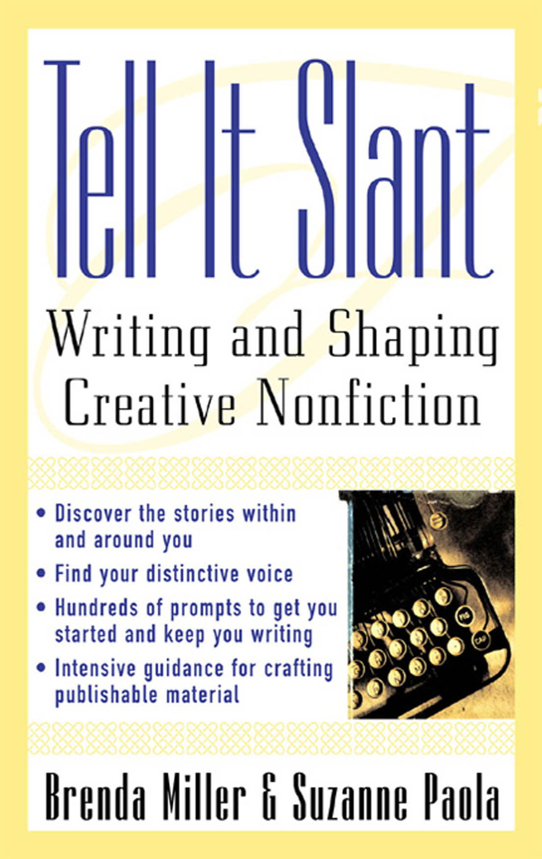 creative writing nonfiction What's notable about creative nonfiction isn't a blurring of the distinction between fiction and nonfiction, but the use of voice, characterization, setting, and.