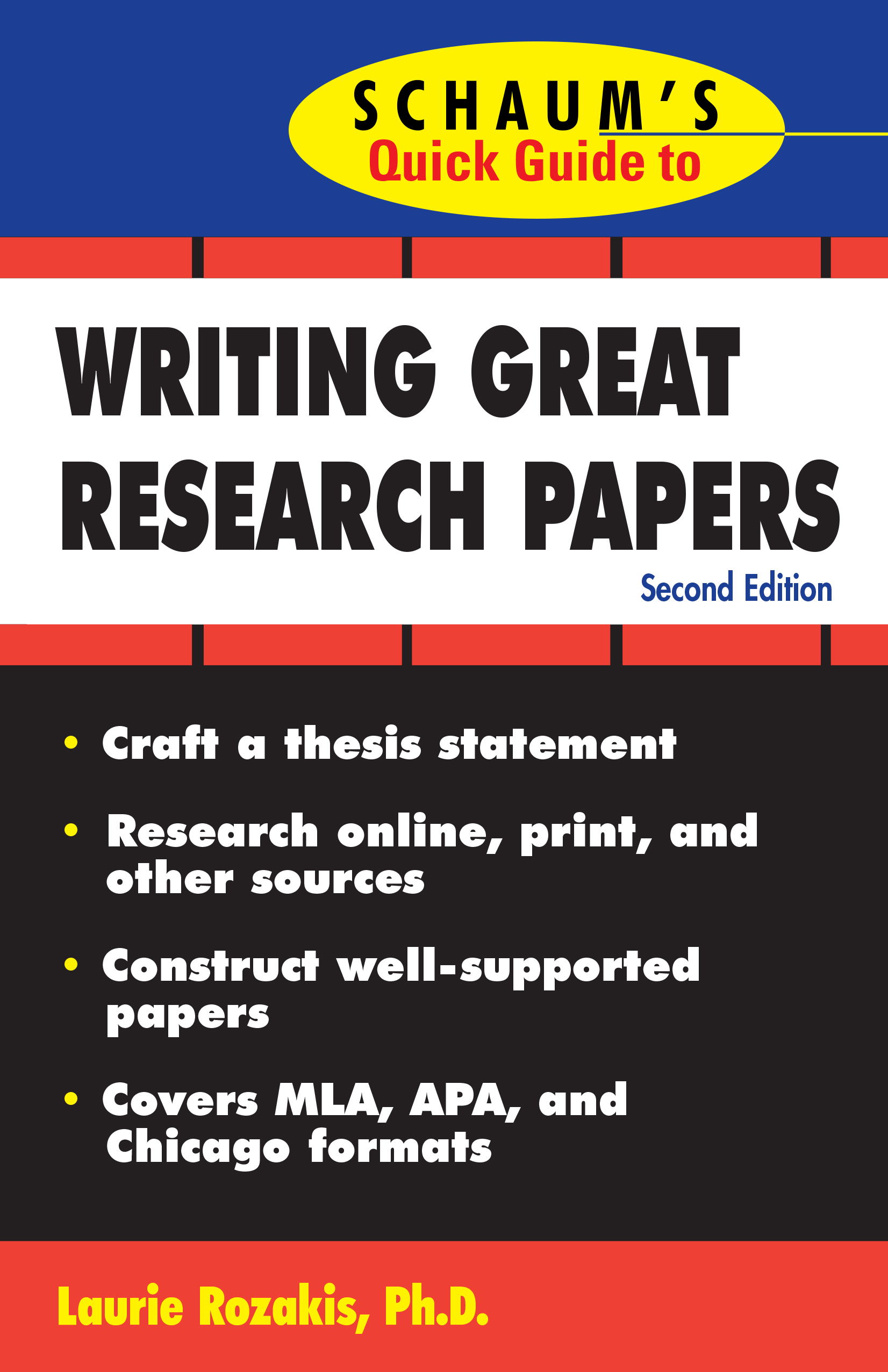 research paper for dummies