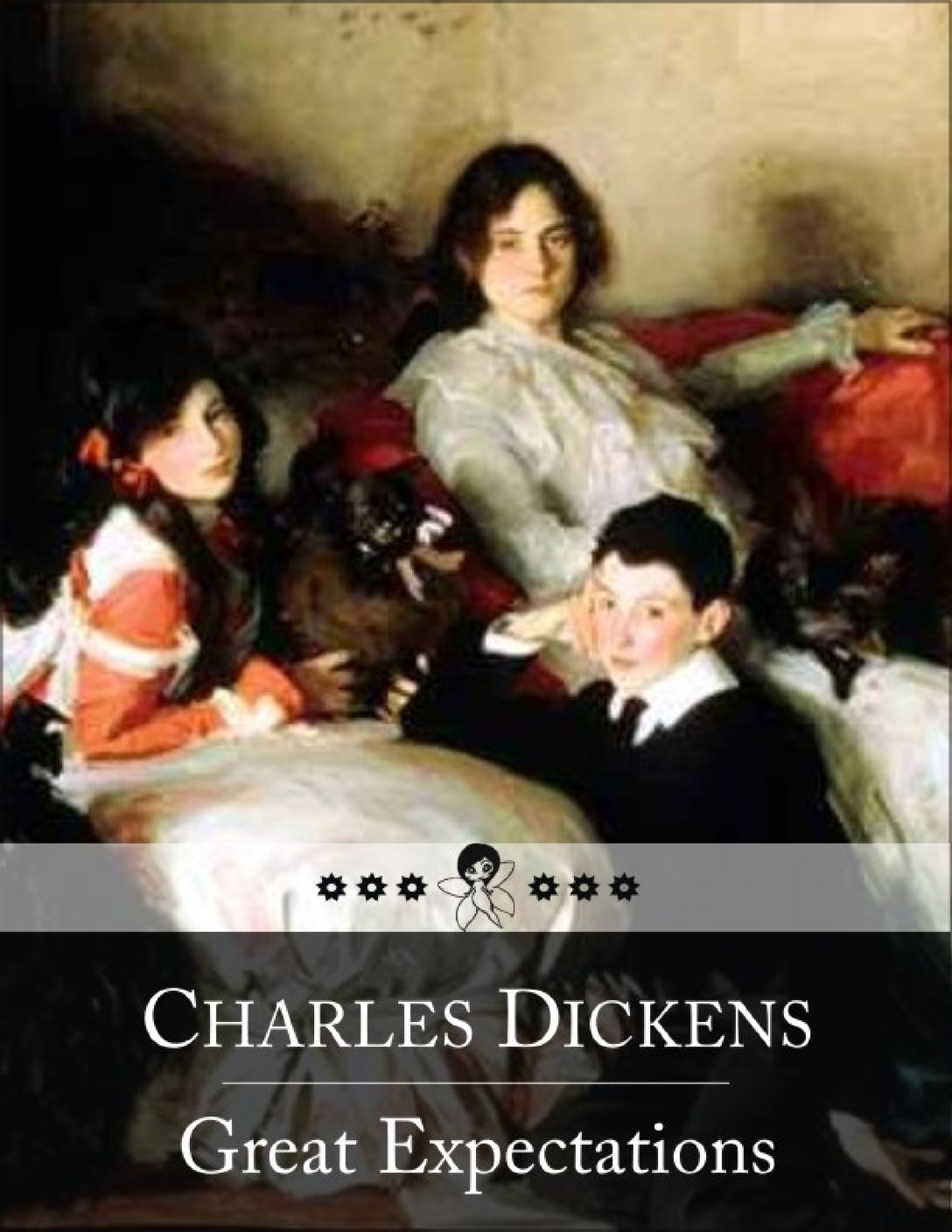 the characters who influences pip in great expectations by charles dickens