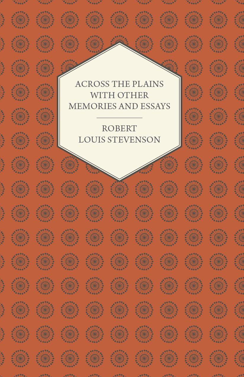 robert louis stevenson essays on writing