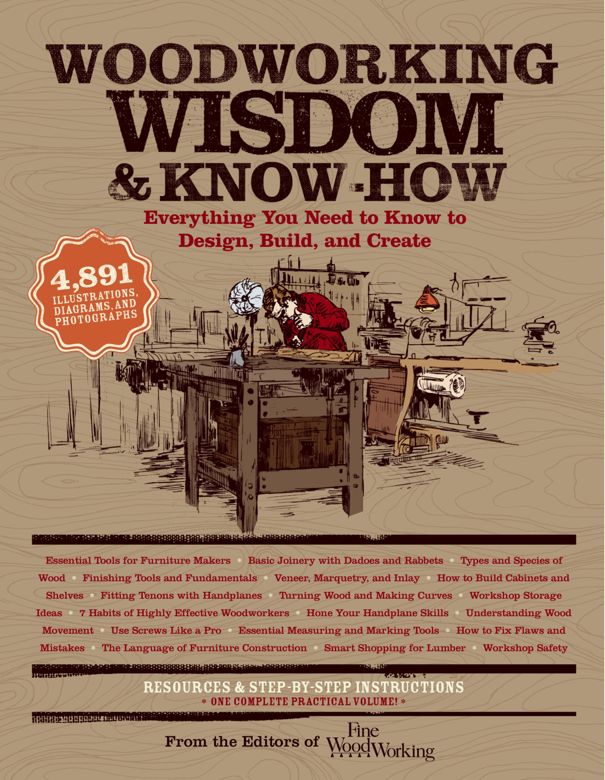 Woodworking Wisdom & Know-How by -Taunton Press- - Read on Glose