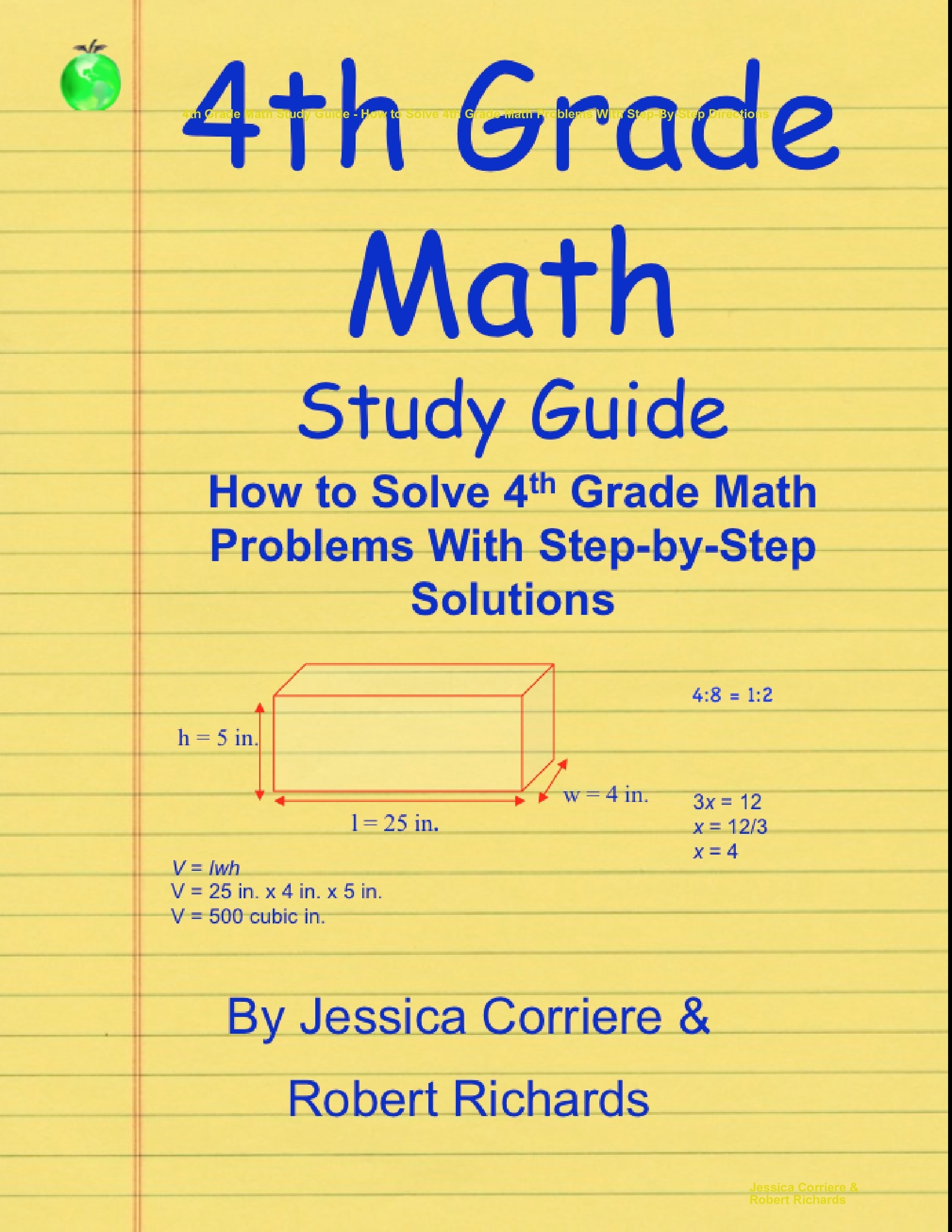 math problems for fourth graders Fourth grade math games : fourth grade the system guides students through fractions problems and interactive math activities for each standard and sub.