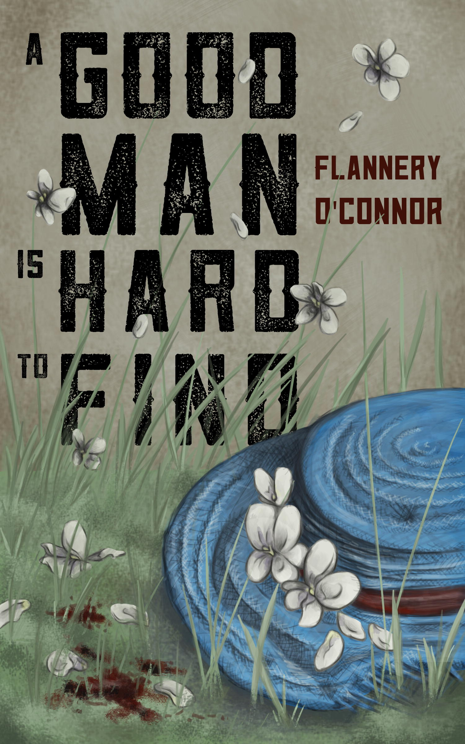 an analysis of the short story a good man is hard to find by flannery oconnor