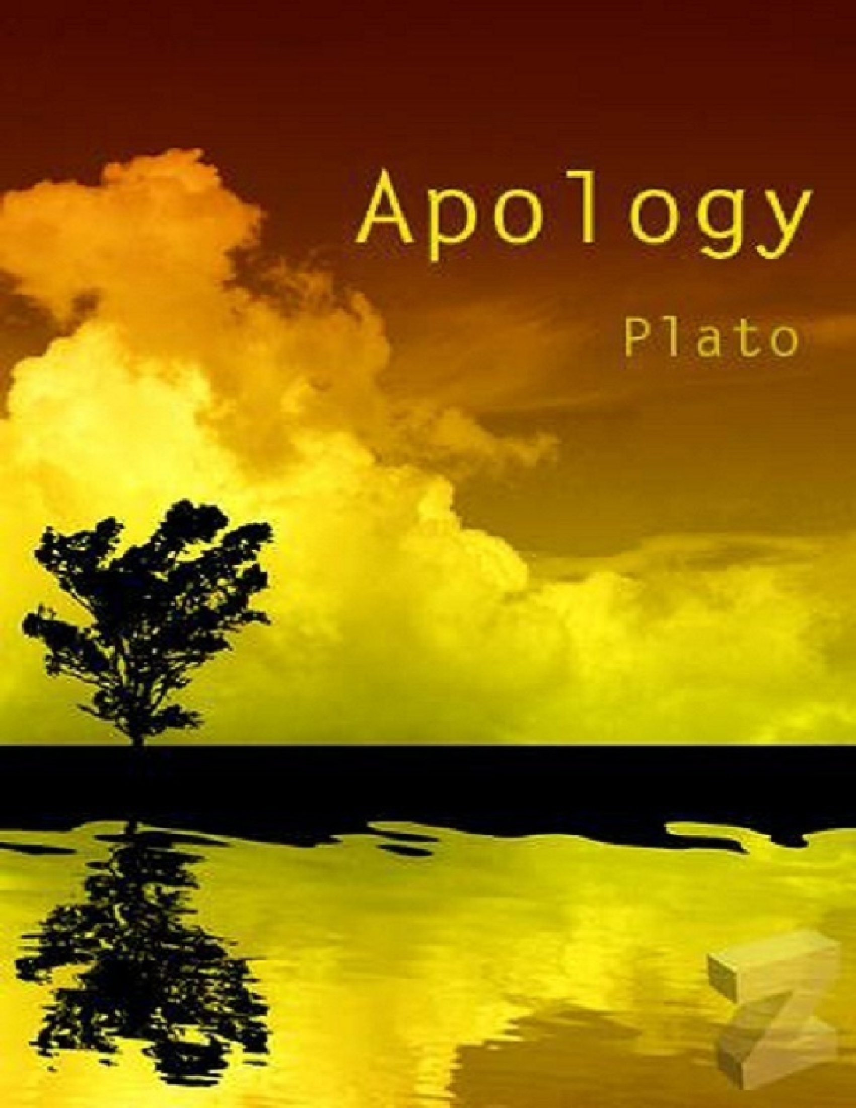 an analysis of corruption in the apology by plato