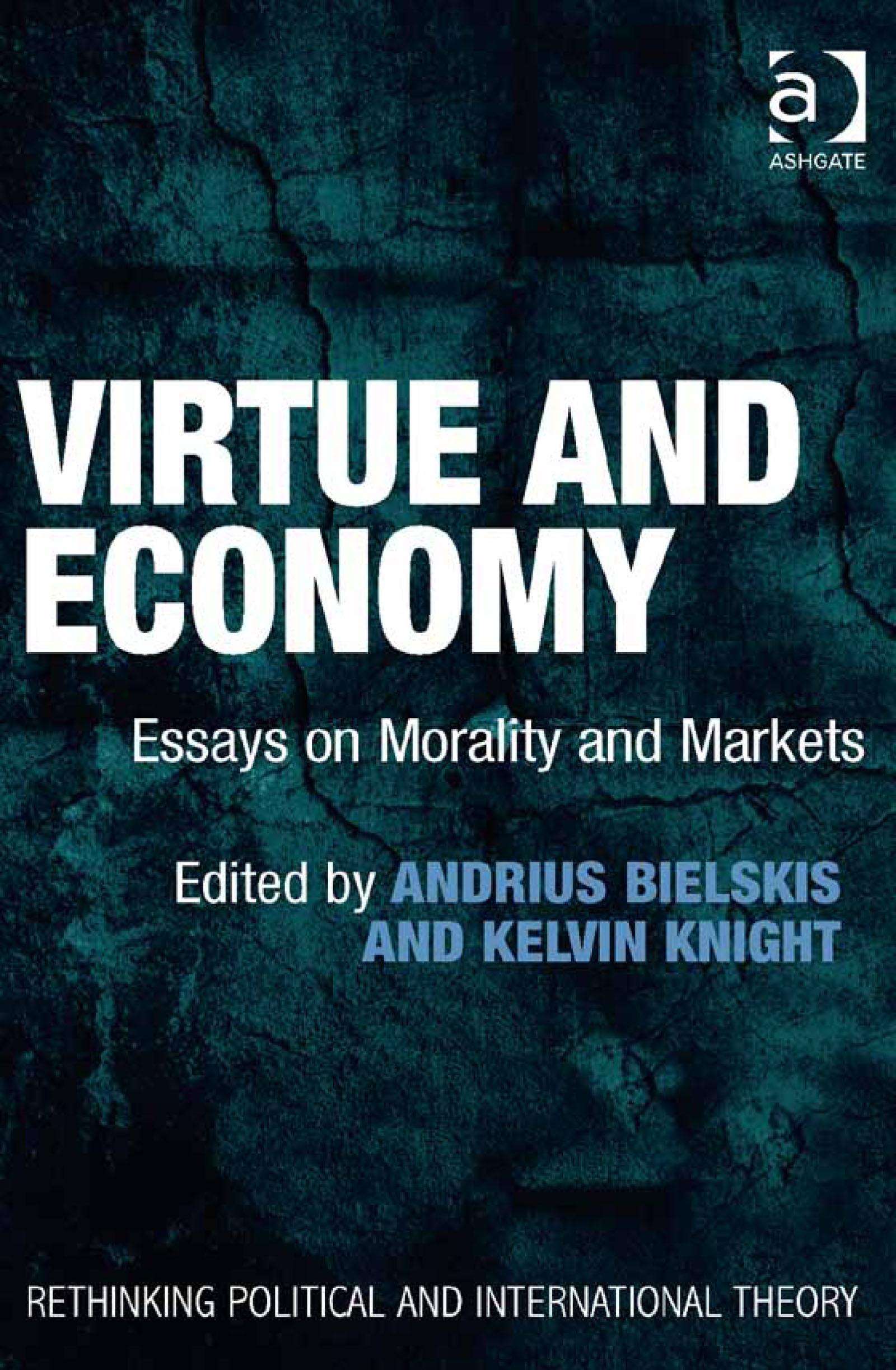 democracy essay morality