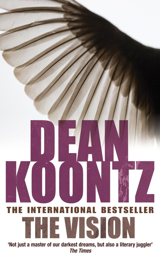 psychic premonitions of murder in dean koontzs the vision