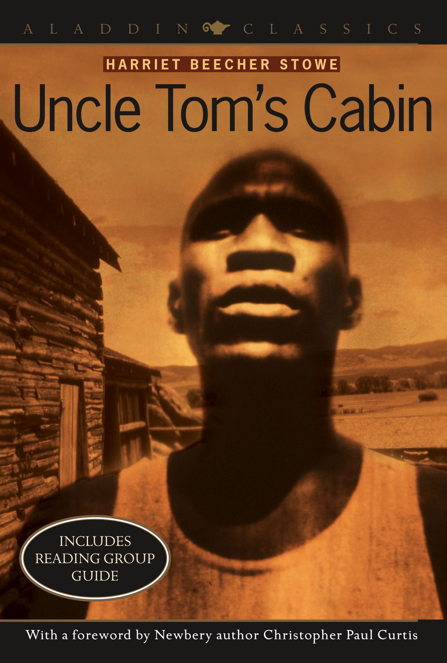 Marvelous photograph of Uncle Tom's Cabin by Harriet Beecher Stowe and Christopher Paul Curtis  with #BA7611 color and 1544x2292 pixels