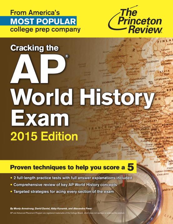 world history ap exam essays
