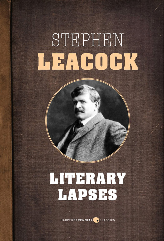 my financial career stephen leacock My financial career, a short story by stephen leacock.