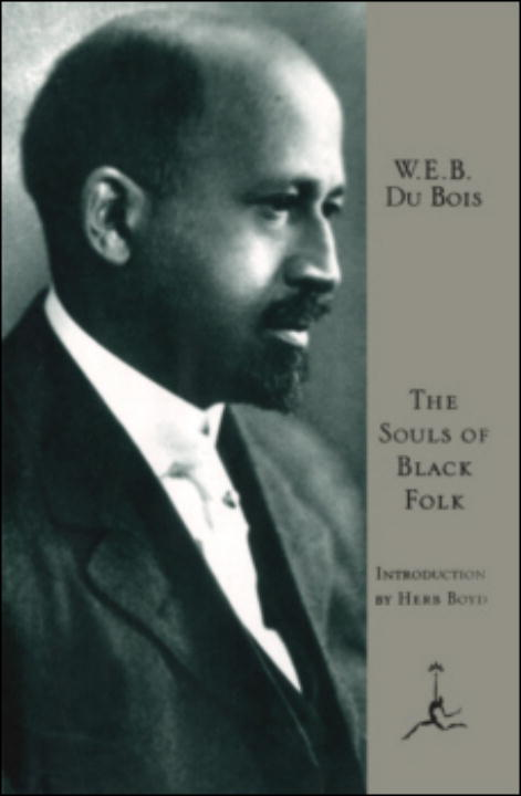 the problem of the color line in the book the souls of black folk by we du bois