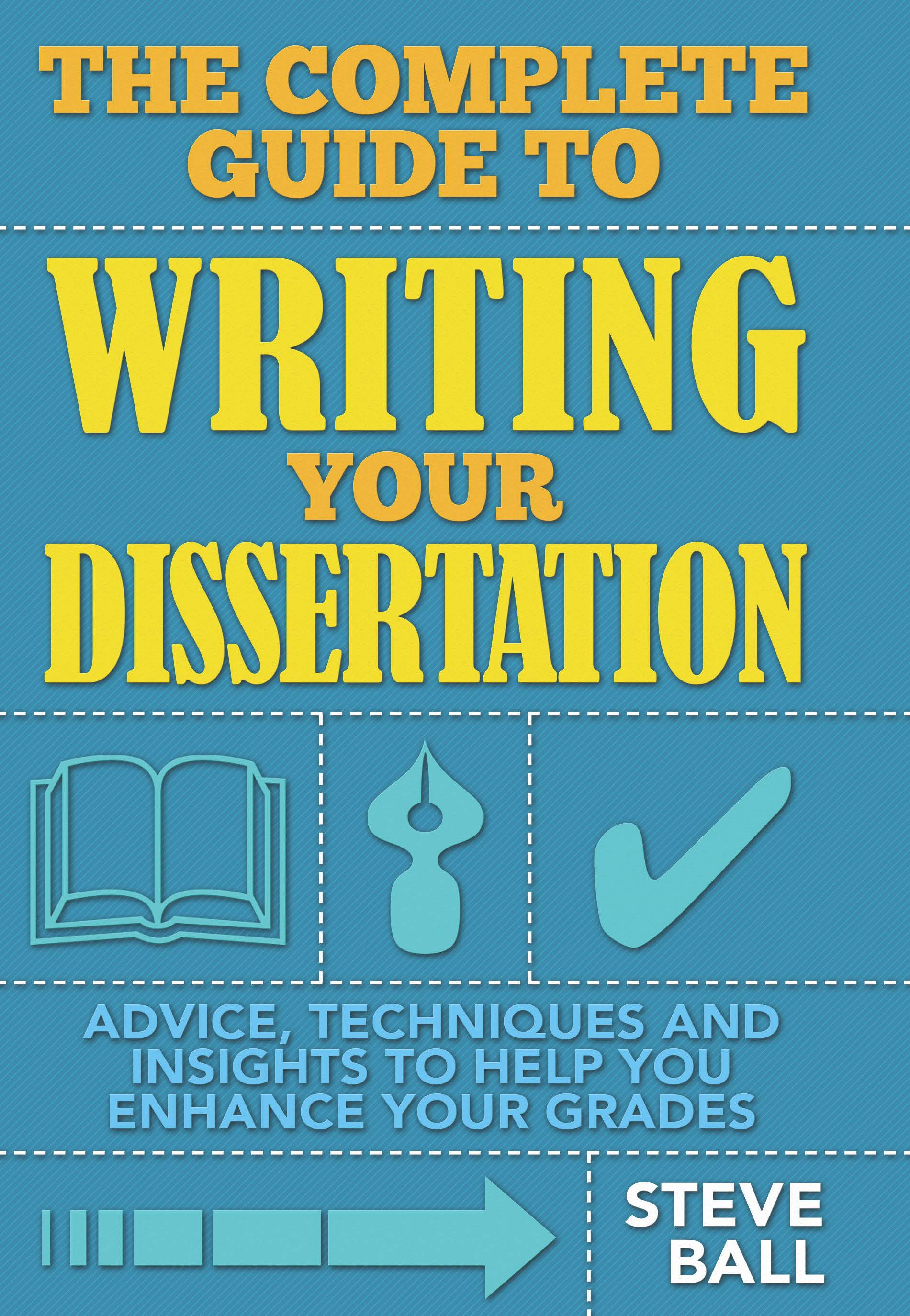 Guide to writing a history dissertation